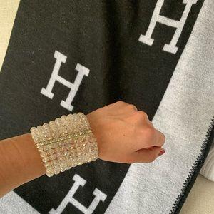 Neiman Marcus Swarovski Crystal Bracelet